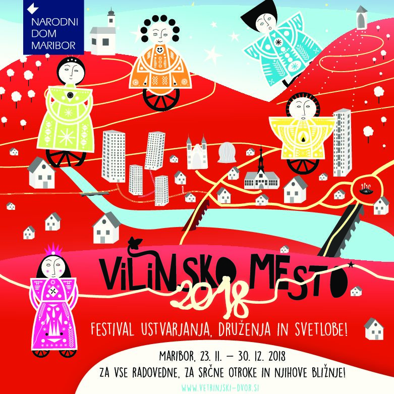 Vilinsko mesto – Festival svetlobe, druženja in ustvarjanja